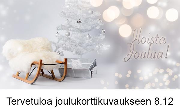 joulukorttikuvaus
